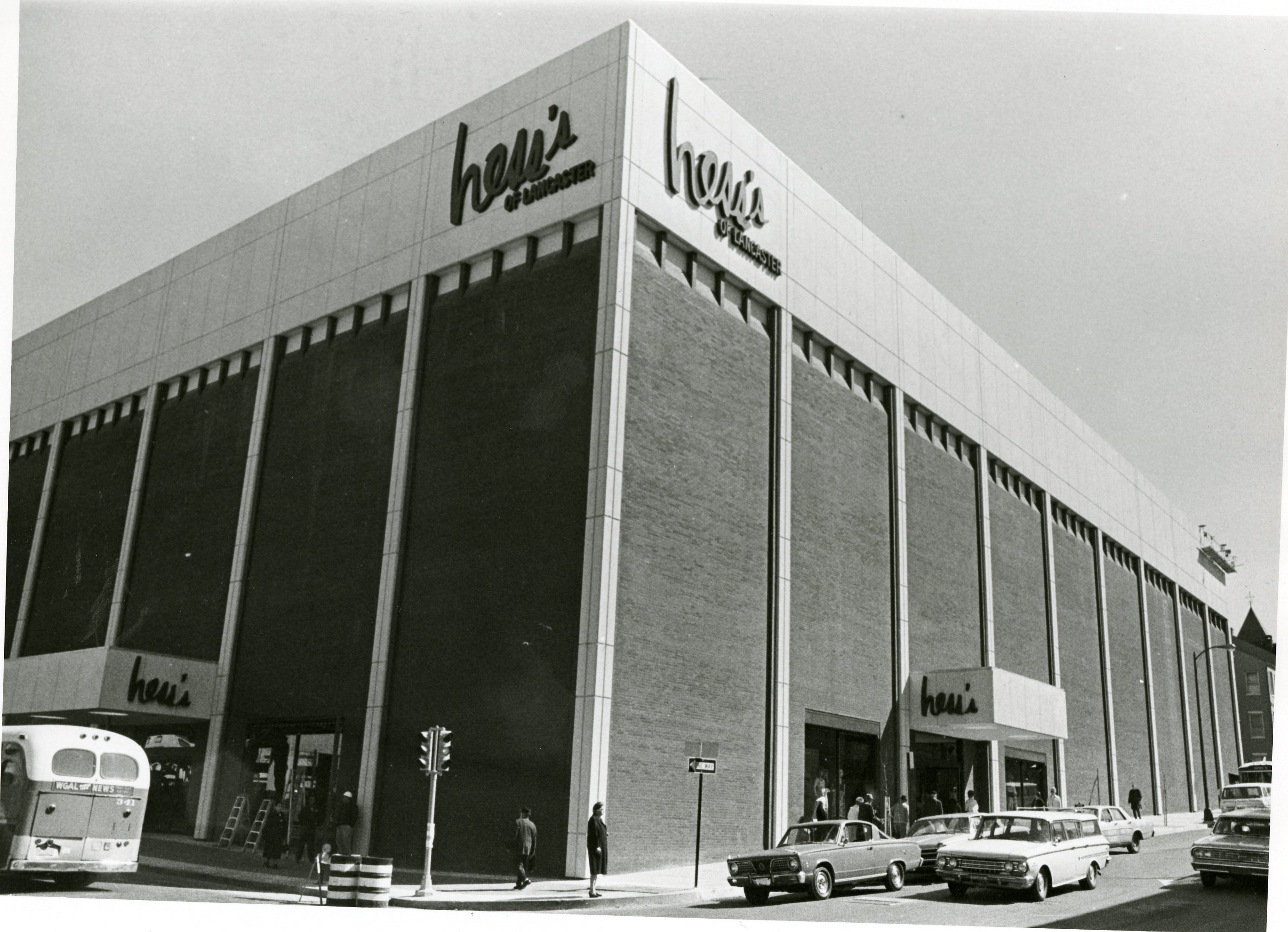 Hess Department Store